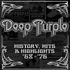 Deep Purple - History Hits And Highlights 68-76 (DVDA)