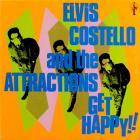 Elvis Costello - Get Happy!! (Reissued 1994)