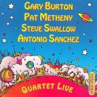 Gary Burton - Quartet Live