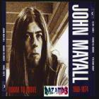 John Mayall - Room To Move 1969 1974 CD1