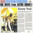 Kenny Neal - Big News from Baton Rouge!!
