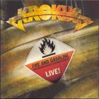 Krokus - Fire And Gasoline: Live! CD 1