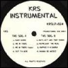 KRS-One - Instrumentals Vol.1