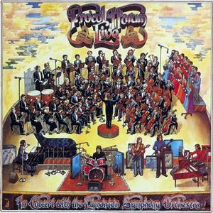 Live In Concert With The Edmonton Symphony Orchestra (Vinyl)