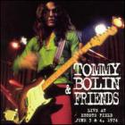 Tommy Bolin - Live 74'