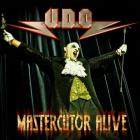 U.D.O. - Mastercutor Alive CD 1
