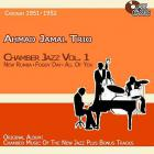 Ahmad Jamal - Chamber Jazz Volume 1