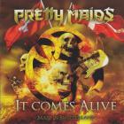 Pretty Maids - It Comes Alive: Maid In Switzerland CD2