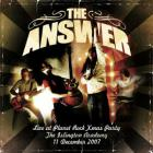 The Answer - Live At Planet Rock Xmas Party