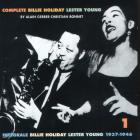 Billie Holiday & Lester Young - Complete Billie Holiday & Lester Young (1937-1946) CD1