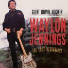 Waylon Jennings - Goin' Down Rockin' (CDS)