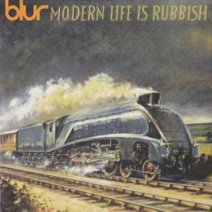 Blur 21: The Box - Modern Life Is Rubbish (Bonus Disc) CD4