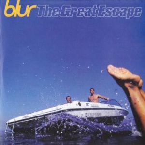 Blur 21: The Box - The Great Escape CD7