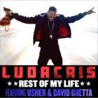 Ludacris - Rest Of My Life (Feat. Usher & David Guetta) (CDS)
