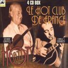 Stephane Grappelli - Le Hot Club De France (With Django Reinhardt) CD4