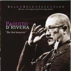 Paquito D'Rivera - The Lost Sessions