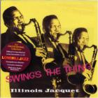 Illinois Jacquet - Swing's The Thing/ Cool Rage Session (Vinyl)