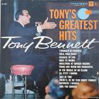 Tony Bennett - Tony's Greatest Hits (Vinyl)