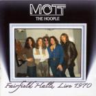 Mott The Hoople - Fairfield Halls