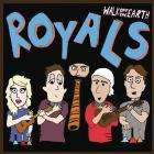 Walk Off The Earth - Royals (CDS)