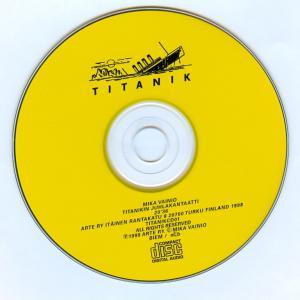 Titanikin Juhlakantaatti (CDS)