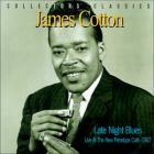 James Cotton - Late Night Blues (Vinyl)