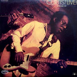 Curtis (Live) (Vinyl)