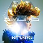 Eva Simons - I Dont Like You (CDS)