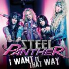 Steel Panther - I Want It That Way (CDS)
