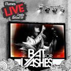 Bat For Lashes - ITunes Live: London Festival '09 (EP)