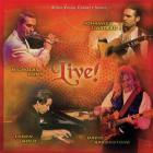 Johannes Linstead - Live!