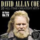 David Allan Coe - 20 All Time Greatest Hits