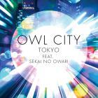 Owl City - Tokyo (CDS)