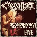 Crashdiet - Scandinavian Hell Tour 2013