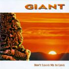 Giant - Don't Leave Me In Love (EP)