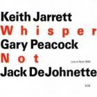 Whisper Not (With Jack Dejohnette & Keith Jarrett) CD1