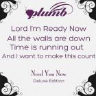 Plumb - Lord I'm Ready Now (CDS)