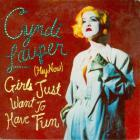 Cyndi Lauper - Hey Now (Girls Just Want To Have Fun) (CDR)