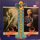Coleman Hawkins - Blue Saxophones (With Ben Webster) (Vinyl)