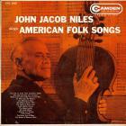 Sings American Folk Songs (Vinyl)
