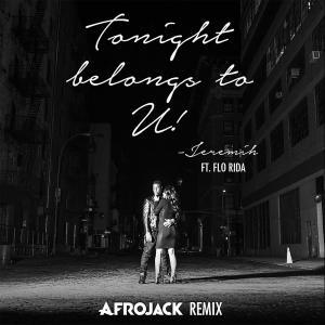 Tonight Belongs To U! (Afrojack Remix) (CDS)