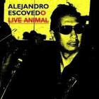 Alejandro Escovedo - Live Animal (EP)