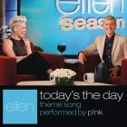 Pink - Today's The Day (CDS)
