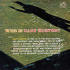 Gary Burton - Who Is Gary Burton? (Vinyl)