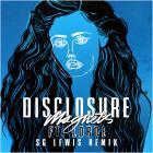 Disclosure - Magnets (SG Lewis Remix) (CDR)