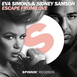 Escape From Love (With Sidney Samson) (CDS)