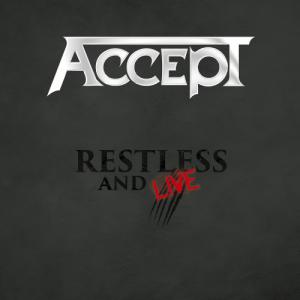 Restless And Live CD1