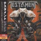 Testament - Brotherhood Of The Snake (Deluxe Edition)