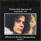 Mountain - Fillmore East 1970