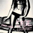 Cage The Elephant - Free Love / Tiny Little Robots (CDS)
